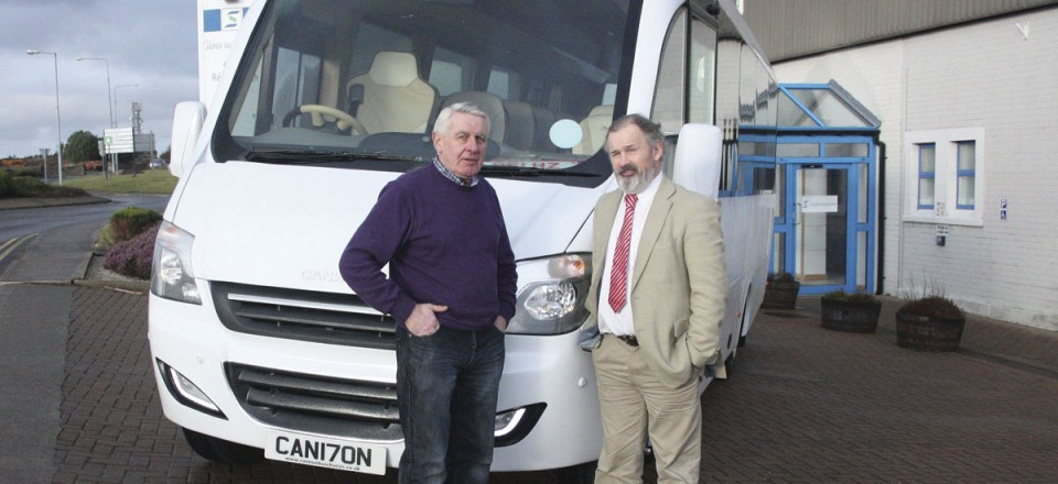 Buses, Northern Ireland for sale from Cannon Buses, Strabane, County